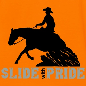 Slide with pride Sweat-shirts - T-shirt contraste Homme