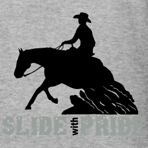 Slide with pride Tröjor - Slim Fit T-shirt herr