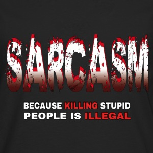 SARCASM Tee shirts - T-shirt manches longues Premium Homme