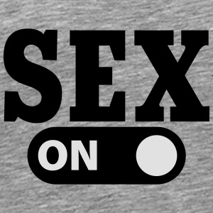 Sex on Tanktops - Mannen Premium T-shirt