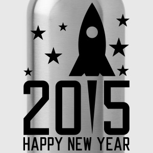 Happy New Year 2015 Tops - Water Bottle