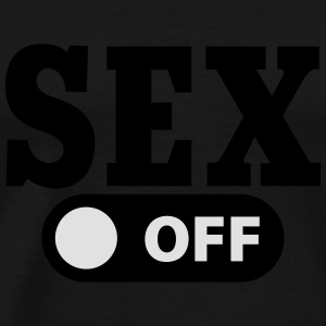 Sex off Sweaters - Mannen Premium T-shirt