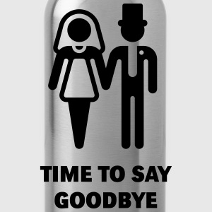 Time To Say Goodbye (JGA) T-Shirts - Trinkflasche