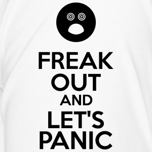 Freak Out And Let's Panic Krus & tilbehør - Herre premium T-shirt
