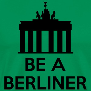 Be A Berliner Tabliers - T-shirt Premium Homme