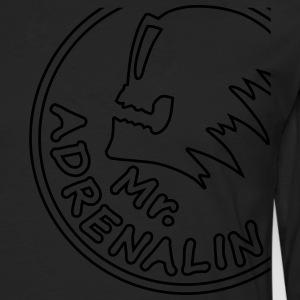 Mr. Adrenalin Hoodies & Sweatshirts - Men's Premium Longsleeve Shirt