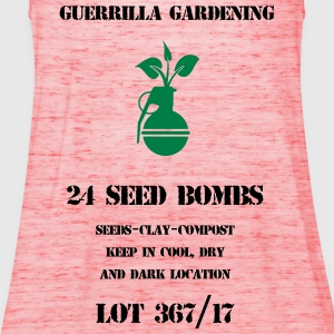 Seed bombs - Women's Tank Top by Bella