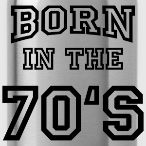 Born in the 70's Sweat-shirts - Gourde
