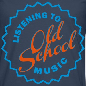 Old school style Hoodies & Sweatshirts - Men's Premium Longsleeve Shirt