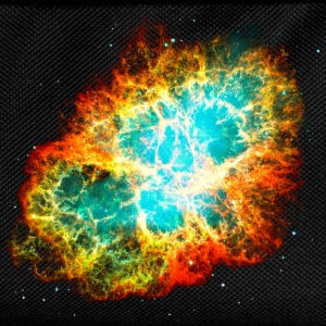 Supernova, Crab Nebula, Space, Galaxy, Milky Way Tee shirts - Sac à dos Enfant
