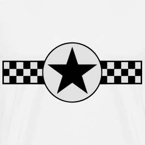 star racing 01 Manches longues - T-shirt Premium Homme