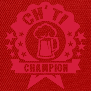 ch ti picard champion biere alcool logo Tee shirts - Casquette snapback