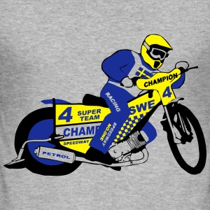 Speedway  Team Sweden Hoodies & Sweatshirts - Men's Slim Fit T-Shirt