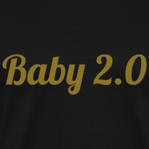 Baby 2.0 Hoodies - Men's Premium T-Shirt