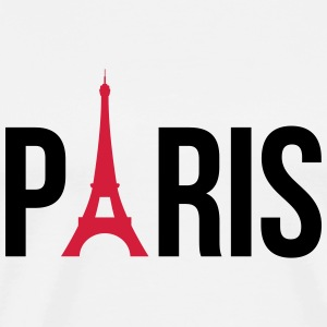 I love Paris, Paris mit Eifelturm Sweats - T-shirt Premium Homme
