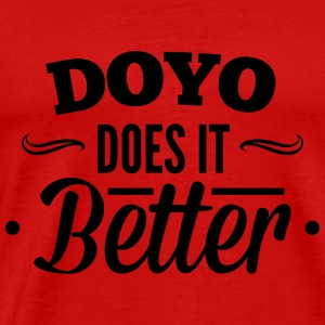DOYO, Do Yourself does it better, machs dir selbst Toppe - Herre premium T-shirt