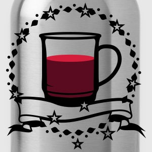 A cup of hot mulled wine T-Shirts - Water Bottle