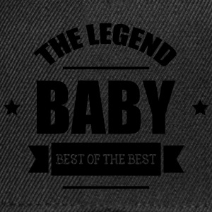 Baby, The Legend Skjorter - Snapback-caps