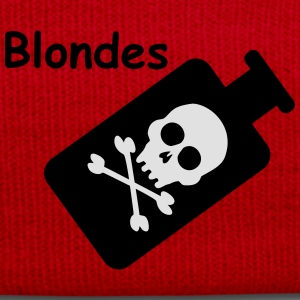 blondes gift T-Shirts - Wintermütze