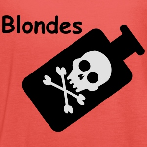 blondes gift T-Shirts - Frauen Tank Top von Bella