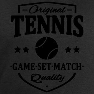 Tennis T-Shirts - Men's Sweatshirt by Stanley & Stella