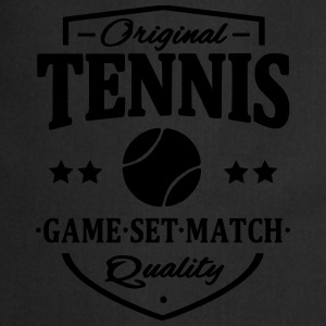 Tennis T-shirts - Keukenschort