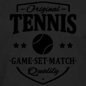 Tennis T-Shirts - Men's Premium Longsleeve Shirt
