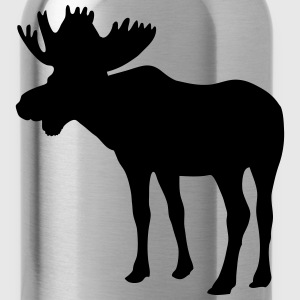 moose Hoodies & Sweatshirts - Water Bottle