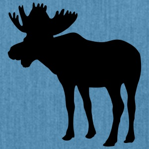 moose Hoodies & Sweatshirts - Shoulder Bag made from recycled material