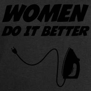 Women do it better !  [Cleaning] T-skjorter - Sweatshirts for menn fra Stanley & Stella