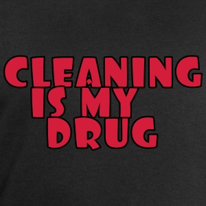 Cleaning is my drug T-skjorter - Sweatshirts for menn fra Stanley & Stella