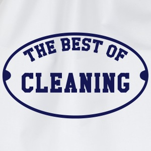 The Best of Cleaning  T-shirts - Sportstaske