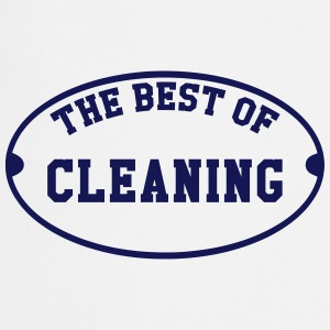 The Best of Cleaning  Koszulki - Fartuch kuchenny
