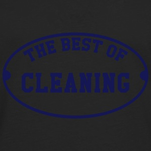 The Best of Cleaning  Shirts - Mannen Premium shirt met lange mouwen
