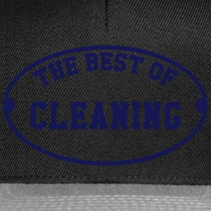 The Best of Cleaning  Skjorter - Snapback-caps