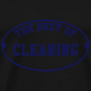 The Best of Cleaning  Felpe - Maglietta Premium da uomo