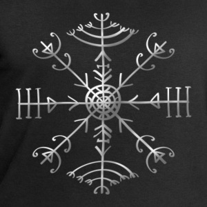 Veldismagn - Fortune & Protection Symbol, Iceland  - Men's Sweatshirt by Stanley & Stella