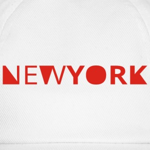 new york - Baseballkappe