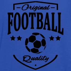 Football T-shirts - Vrouwen tank top van Bella