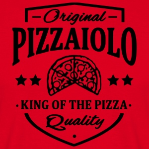 Pizzaiolo  Aprons - Men's T-Shirt