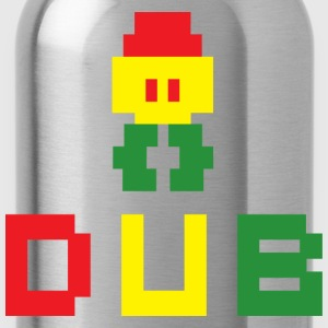 8bit Dub T-Shirts - Water Bottle