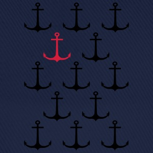 Anchor 12+1 T-shirts - Baseballcap