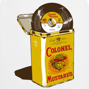 Colonel Mustard's Logo T-Shirts - Cooking Apron