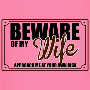 BEWARE OF MY WIFE Sweat-shirts - T-shirt manches longues Bébé