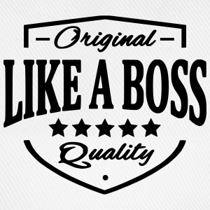 Like A Boss Tee shirts - Casquette classique