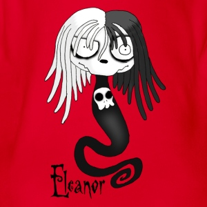 eleanor_the_little_ghost_girl_by_scorpionskissx-d84bhb3.png Shirts - Organic Short-sleeved Baby Bodysuit