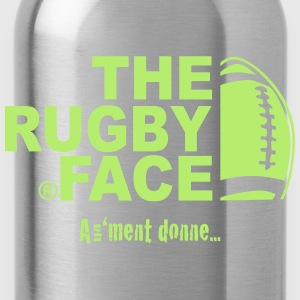 the rugby face - Gourde