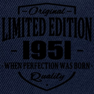 Limited Edition 1951 T-shirts - Snapbackkeps