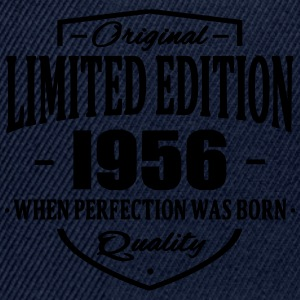Limited Edition 1956 Camisetas - Gorra Snapback
