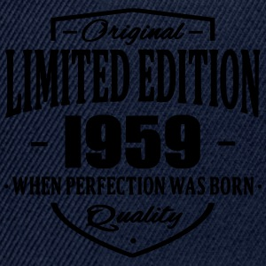 Limited Edition 1959 Tee shirts - Casquette snapback